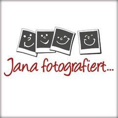 Jana fotografiert